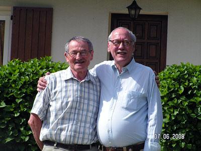 Francis et Peter Friedrich