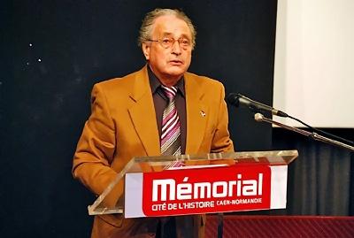 Remerciements de M. Delorme, Président de CSF.