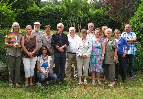 Sud-Est : Réunion régionale 2010