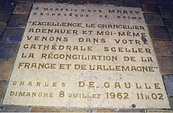50 Geburtstag des Elysee-Vertrags