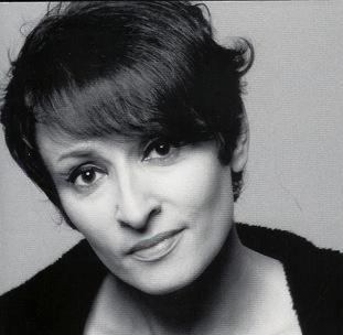 Die bekannte Sängerin BARBARA  widmete der französisch-deutschen Freundschaft ein Lied