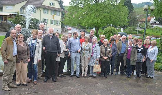 Treffen in Offenburg