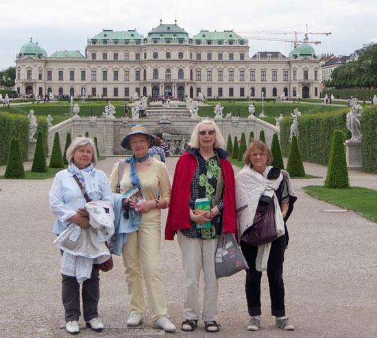 Belvédère Vienne