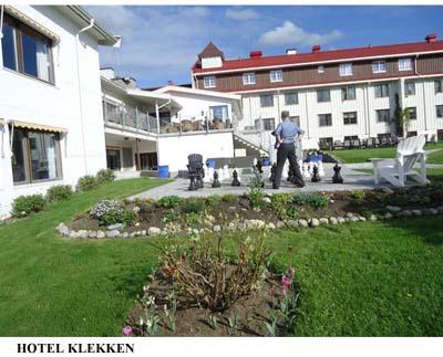 CSF invitée en Norvège