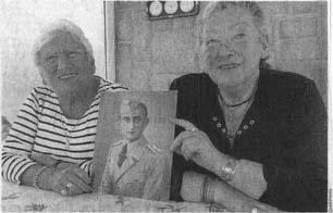Nach 65 Jahren lernen sich die Schwestern kennen