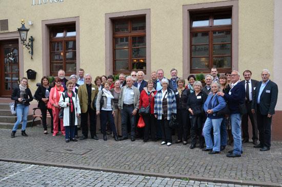 Treffen Deutschland am 10.Mai 2014