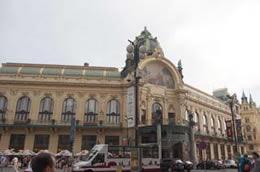 CSF sous le charme de Prague