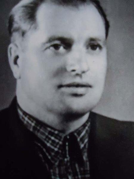 mein Vater Walter Meyer