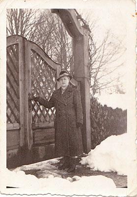 Schwester Walter Meyer