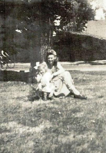 Gisela und ihre Mutter