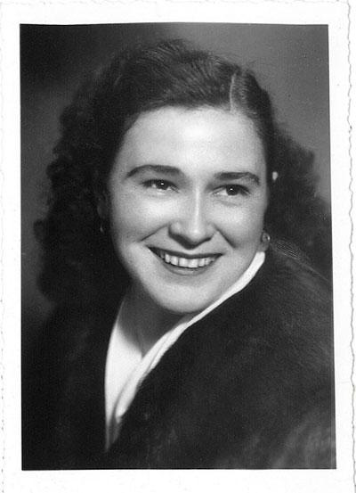 Theresia Mair 1946