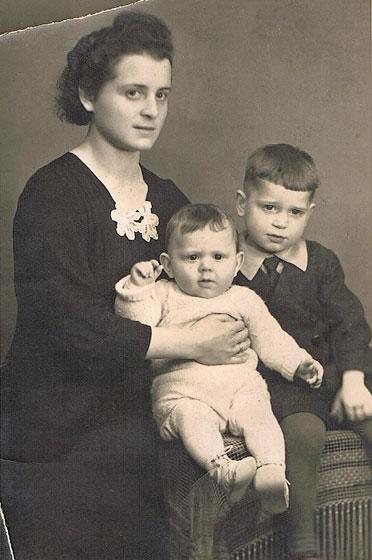 Ma mère, Ottilie