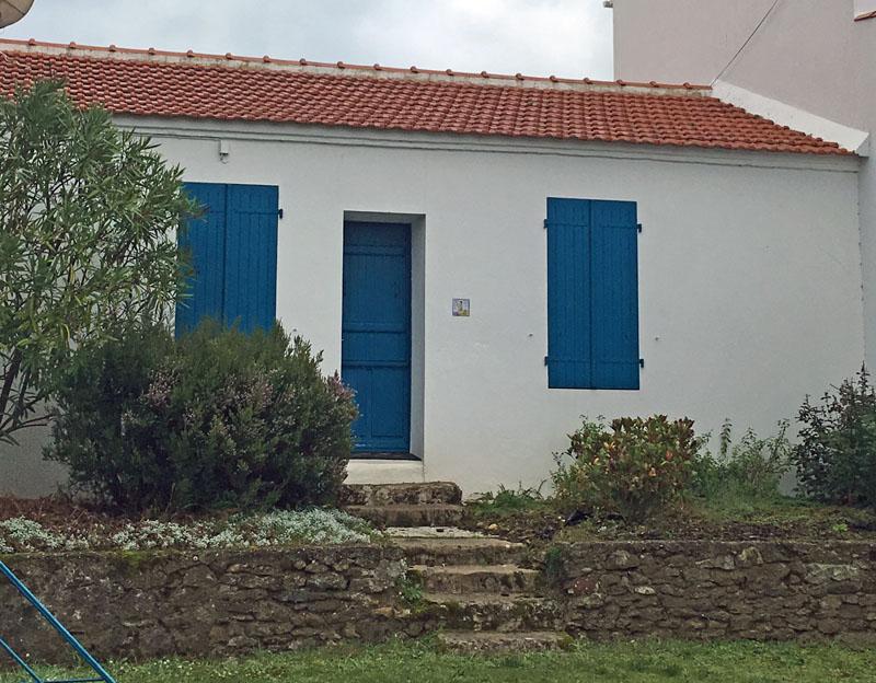 Maison de Jeanne FOUASSON