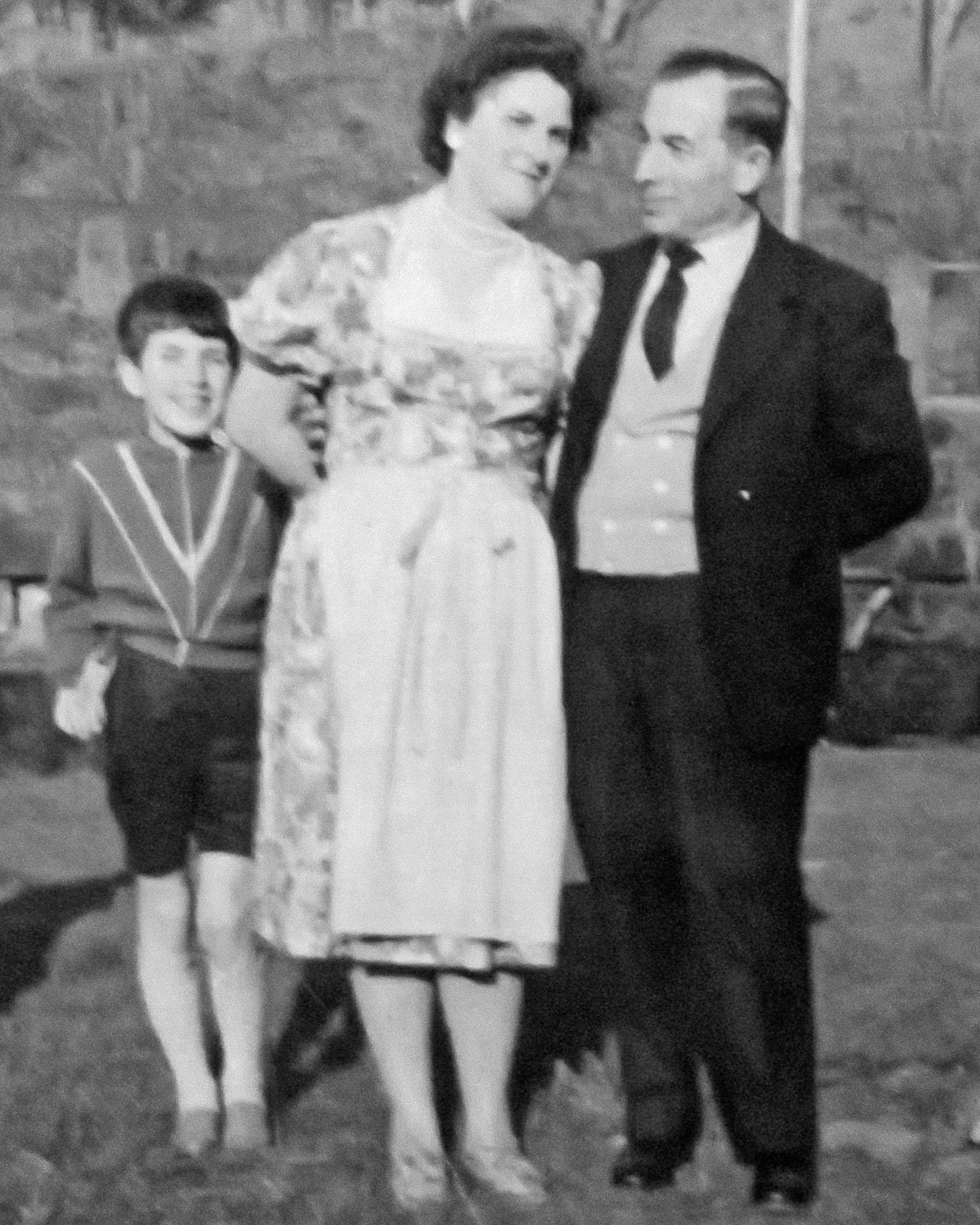 Notre oncle Karl et notre grand-mère Martha