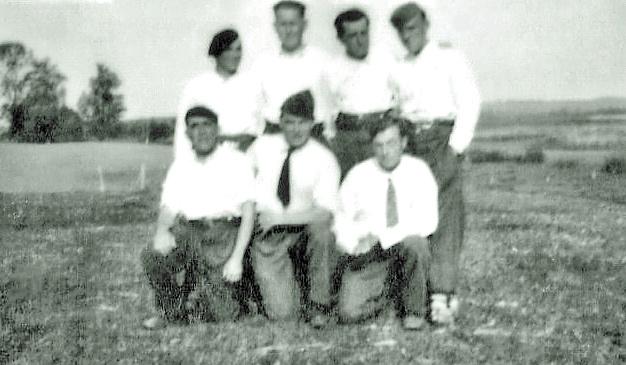 Gruppenfoto in Kulessen.