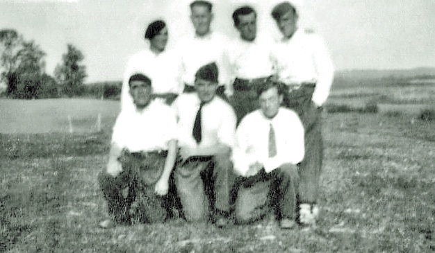 Photo de groupe à Kulessen