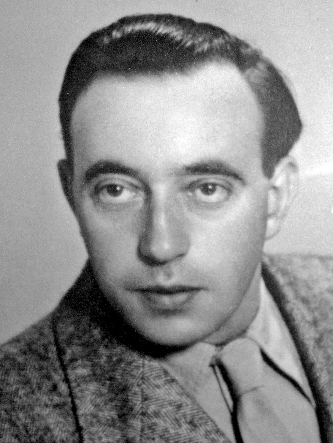 René Thuillier in 1947