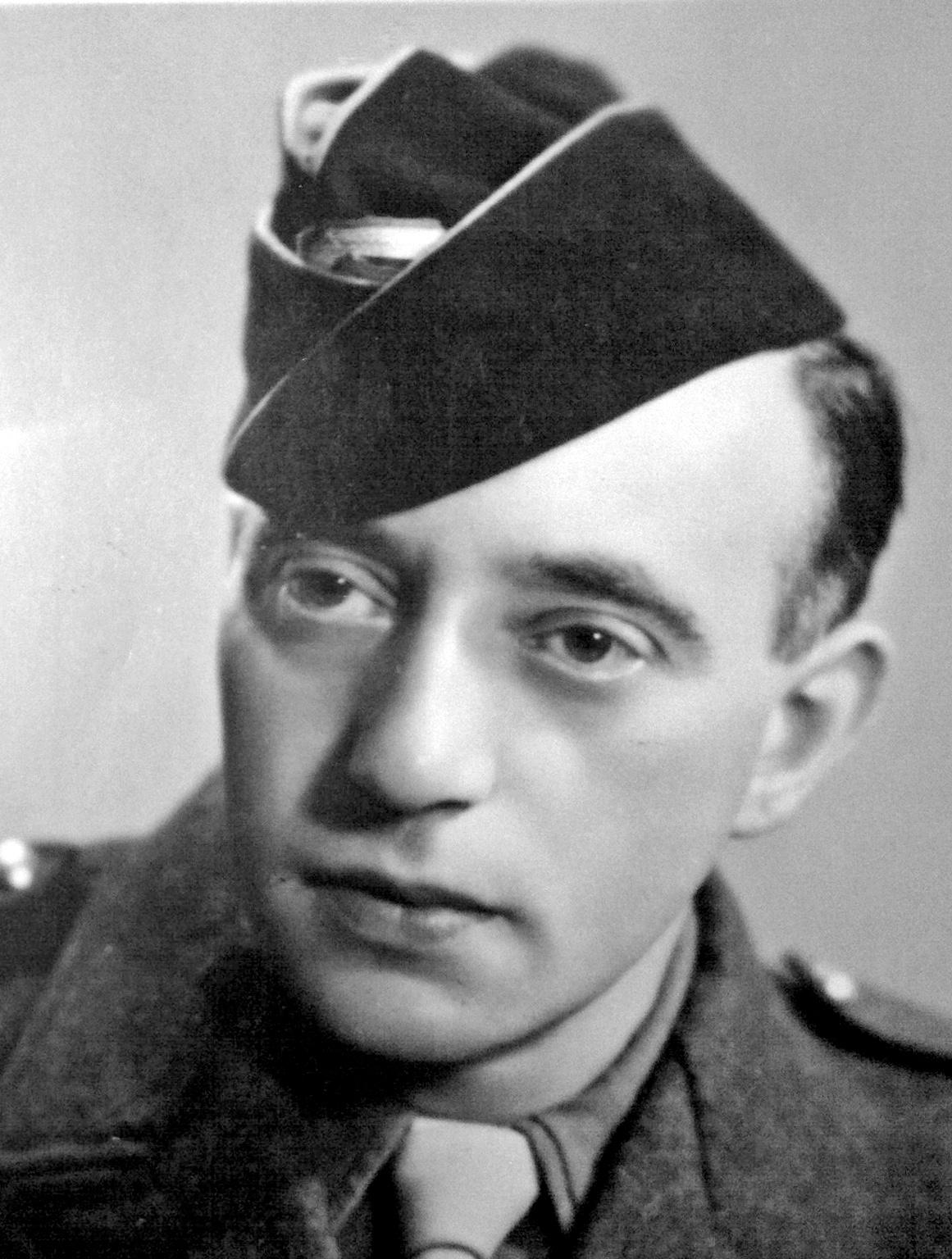 René Thuillier en 1947