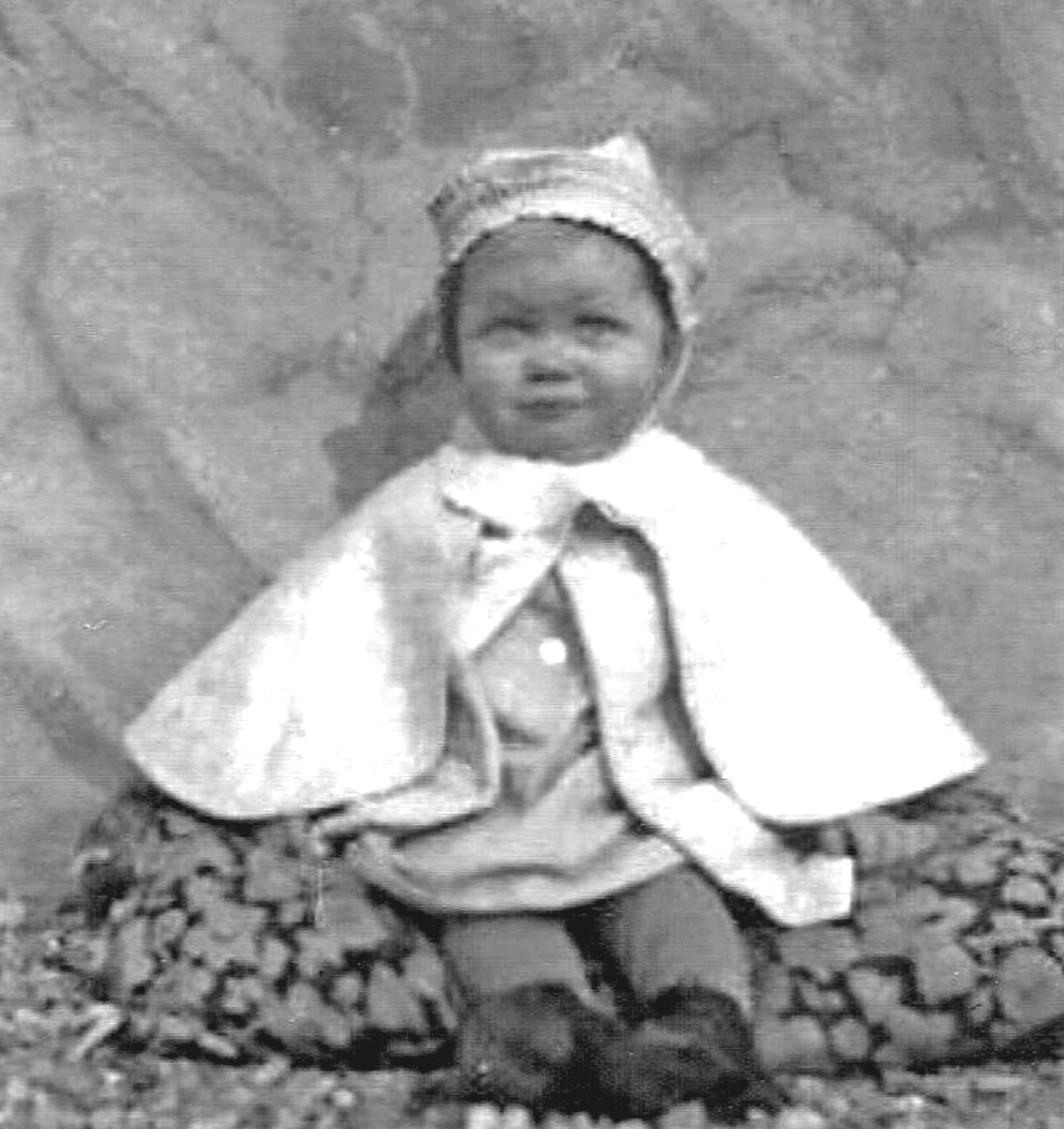 Raymonde bébé / Baby
