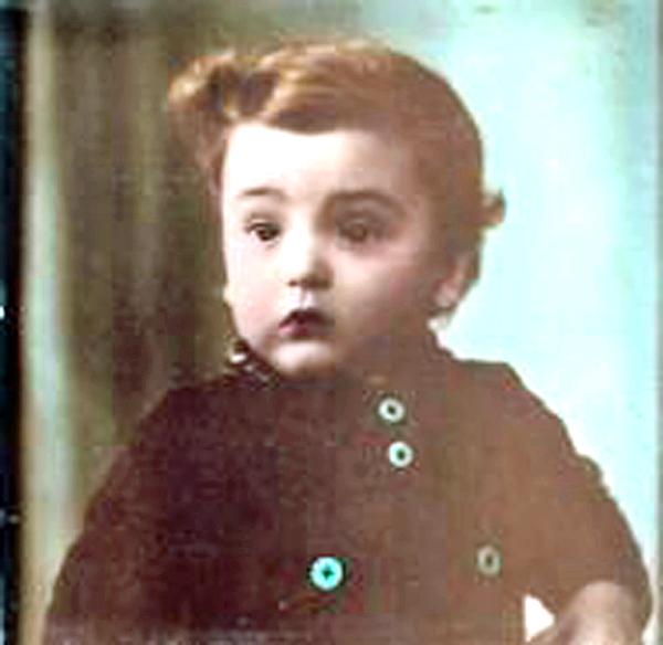 Ein Teil von Thierrys Foto in Ludwigs Album